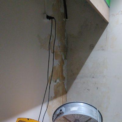 osuszanie ściany 2