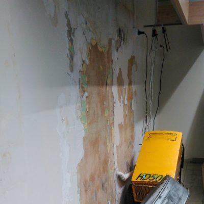 osuszanie ściany