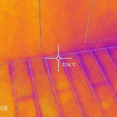 termowizja podłoga